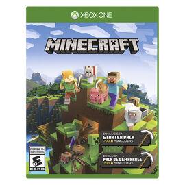 Xbox One Minecraft -Starter Collection