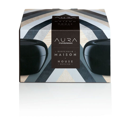Fruits & Passion Aura House Diffusion System - Black