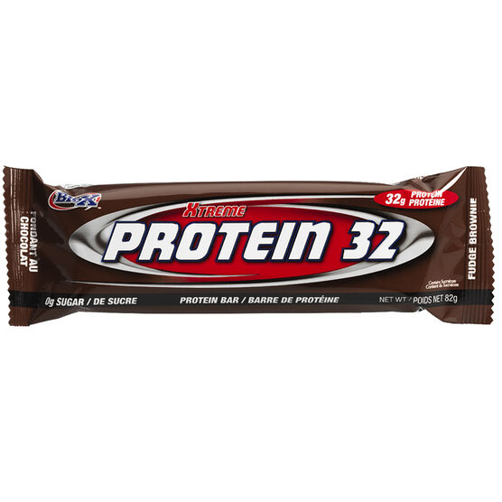 Bio-X Protein 32 Bar - Fudge Brownie - 82g