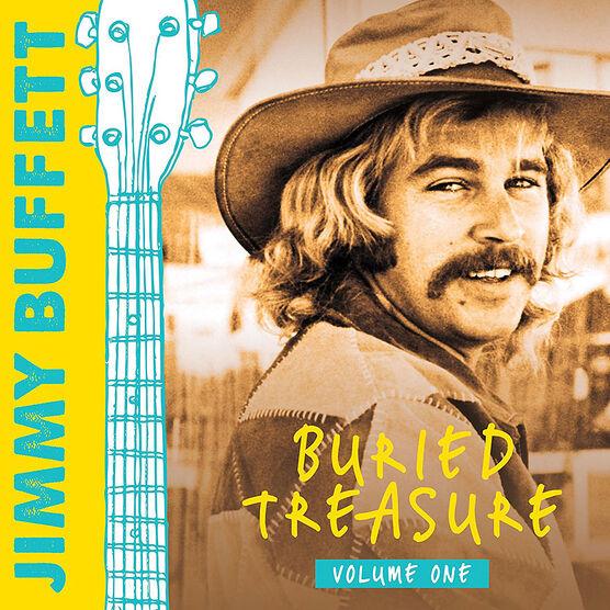 Jimmy Buffett - Buried Treasure (Volume 1) - CD