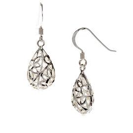 Charisma Sterling Silver Drop Earrings