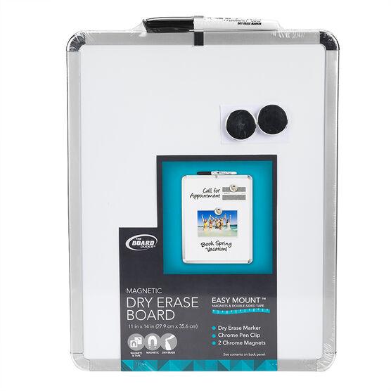 Board Dudes Magnetic Dry Erase Board - 11 x 14 inch