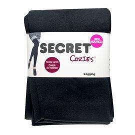 Secret Cozies Fleece Leggings - Assorted
