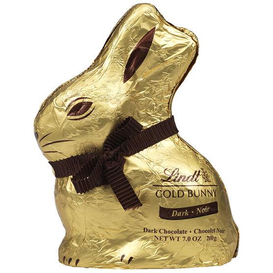 Lindt Easter Bunny - Dark Chocolate - 200g