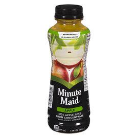 Minute Maid Apple Juice - 355ml
