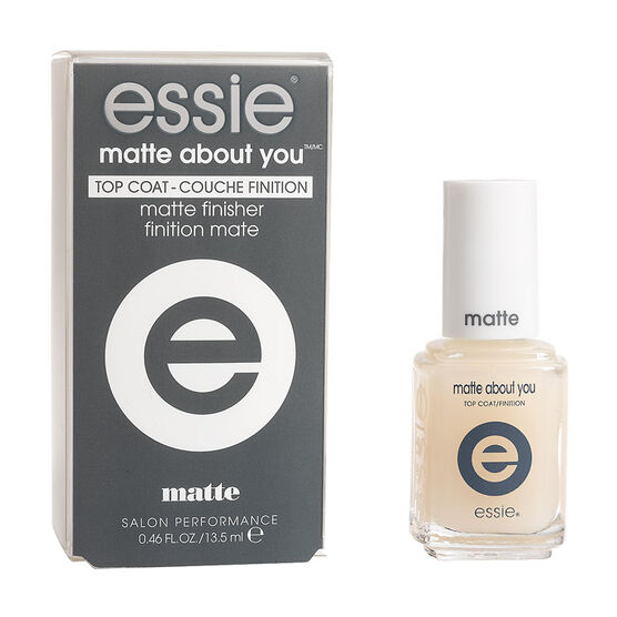 Essie Matte About You Top Coat Matte Finisher - 13.5ml