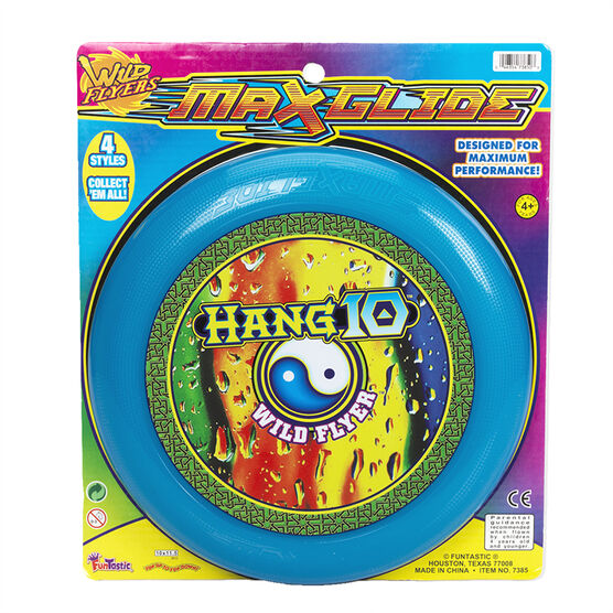 Max Glide Disc - Assorted