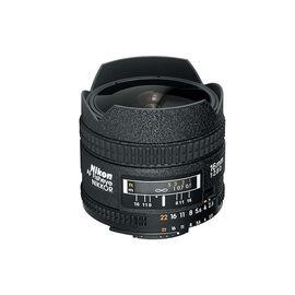 Nikon AF Fisheye 16mm f/2.8D Lens - 1910