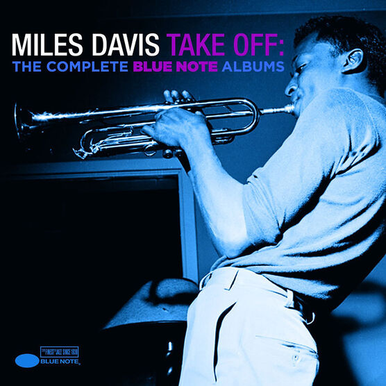 Miles Davis - Take Off: The Complete Blue Note Albums - CD