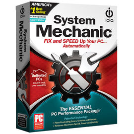 iolo System Mechanic - Unlimited PCs in your home