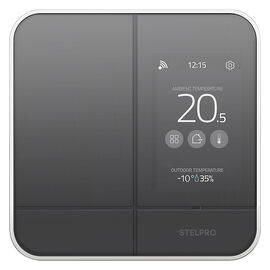 Stelpro Maestro Smart Controller Thermostat - Black - SMC402