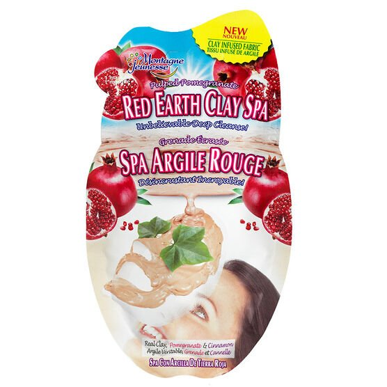Montagne Jeunesse Red Earth Clay Spa
