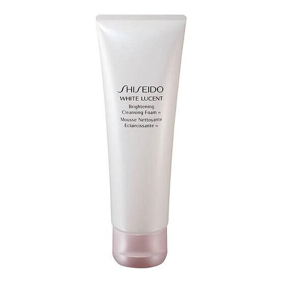 Shiseido White Lucent Brightening Cleansing Foam - 125ml