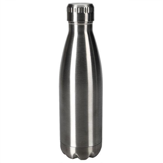 London Drugs Double Wall Bottle - Stainless Steel - 490ml