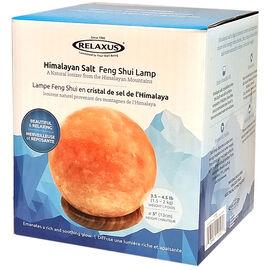Relaxus Himalayan Salt Feng Shui Lamp - L0153