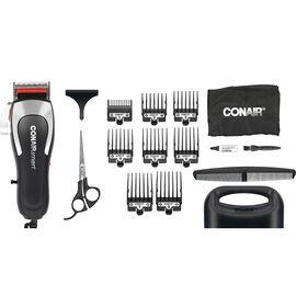 Conair Barber Shop Pro Magnetic Motor Clipper - Black - HC5000BSC
