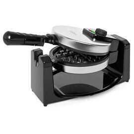 Salton Rotary Waffle Maker - Black/Stainless Steel - WM1082