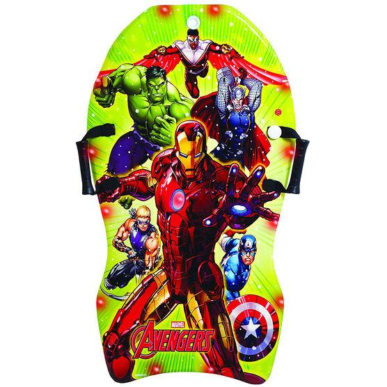Marvel Avengers LED Snowboard for Kids