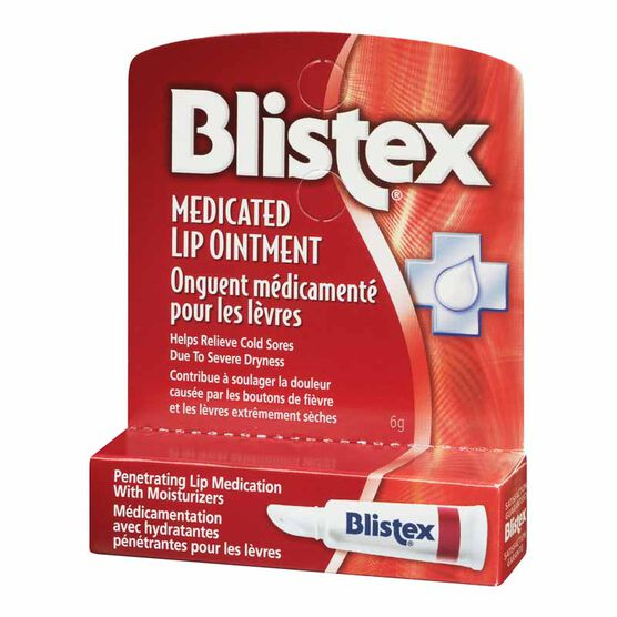Blistex Medicated Lip Ointment - 6g