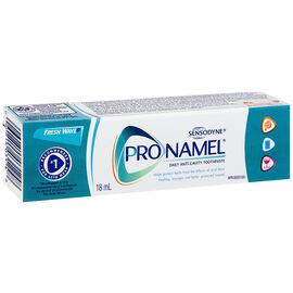 Sensodyne Pronamel Toothpaste - Fresh Wave - 18ml