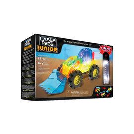 Laser Pegs Juniors 3-in-2 - Construction