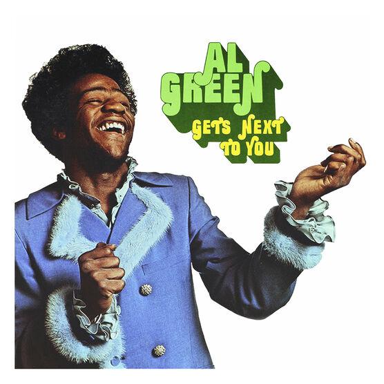 Al Green - Gets Next To You - Vinyl