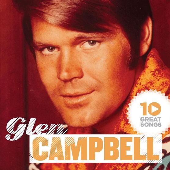 Glen Campbell - 10 Great Songs - CD