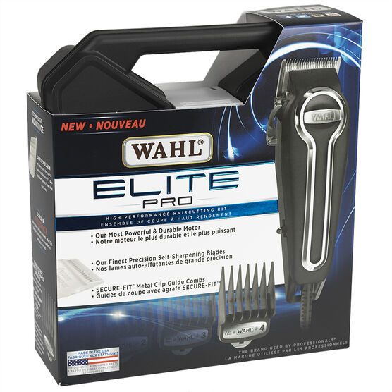 Wahl Elite Pro High Performance Haircutting Kit - 3145