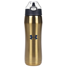 Under Armour Stainless Steel Vacuum Bottle - Gold - 530ml