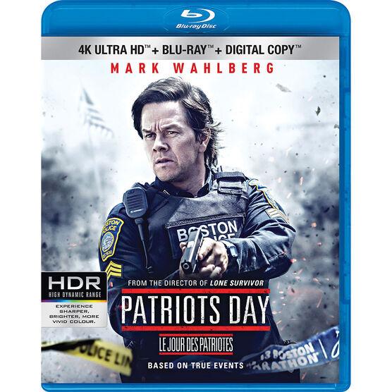 Patriots Day - 4K UHD Blu-ray