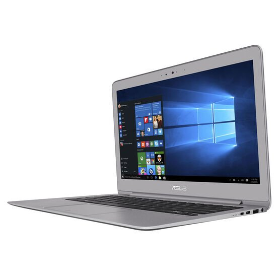 ASUS Zenbook UX330UA-DS74 13.3-in Laptop - Silver