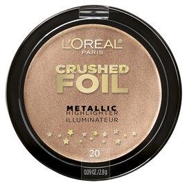 L'Oreal Crushed Foil Metallic Highlighter