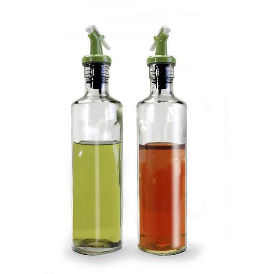 Oil & Vinegar Bottle Set - 2 pack