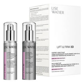 Lise Watier Lift & Firm 3D Day & Night Set - 2 piece