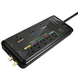 Monster 8 Outlet GreenPower PowerCentre - Black - MPHT800G