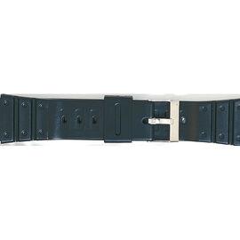 Timex Watch Sport Resin Strap - Black - 20mm - TX2150
