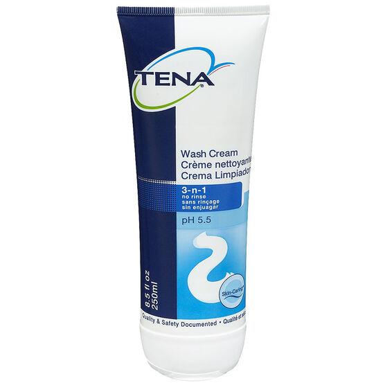 Tena Wash Cream Tube - 250ml