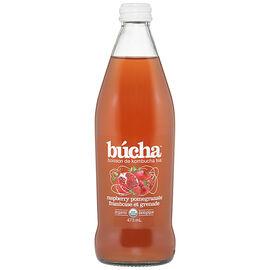 Bucha Kombucha Tea - Raspberry Pomegranate - 473ml