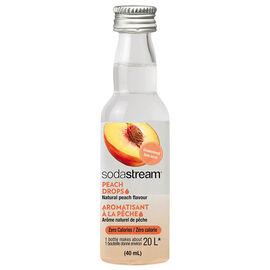 SodaStream Fruit Drops - Peach - 40ml