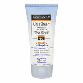 Neutrogena Ultra Sheer Dry Touch Sunscreen Lotion - SPF 60 - 88ml