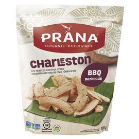 Prana Coconut Strips - BBQ - 100g