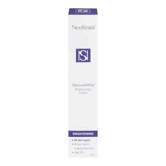 NeoStrata SecureWhite Cream - 30ml