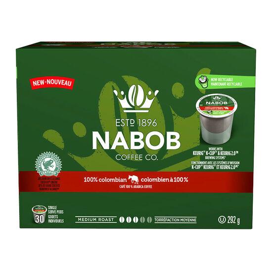 Nabob Coffee - Columbian - 30 Servings