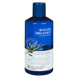Avalon Organics Thickening Shampoo - Biotin B-Complex - 414ml