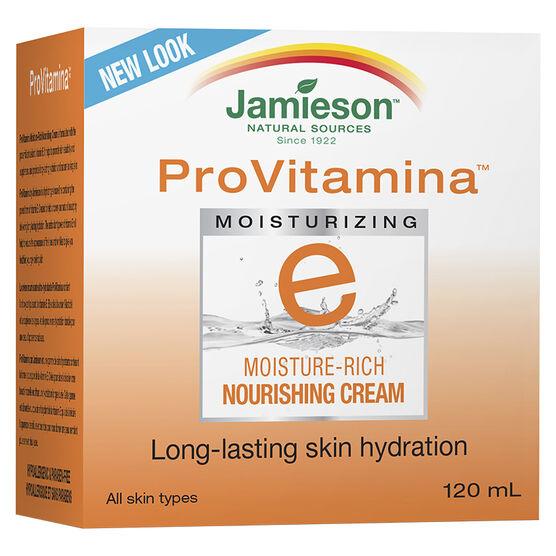 Jamieson ProVitamina Moisture-Rich Nourishing Cream - 120ml