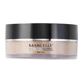 Marcelle Luminous Face Powder - Translucent Radiance
