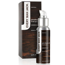 Every Man Jack Pre-Shave Oil - Cedarwood - 2oz
