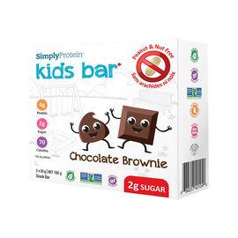 SimplyProtein Kids Bar - Chocolate Brownie - 5 x 20g