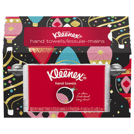 Kleenex Holiday Hand Towels - Assorted - 55's