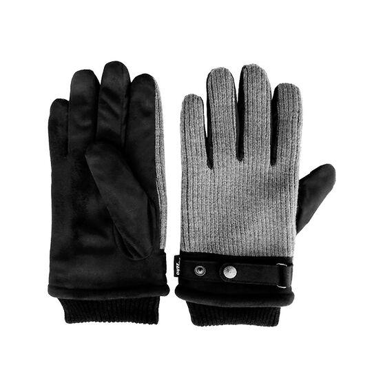 Point Zero Men's Knit/felt Gloves - Assorted